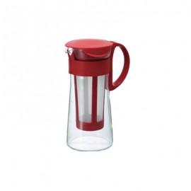Hario Soğuk Demleme Sürahisi 600 ml Kırmızı