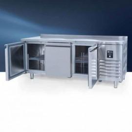 Iceinox CTS 515 CR Tezgah Tip GN Buzdolabı, 3 Kapılı