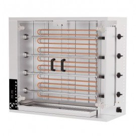 Kalitegaz CRE4 Piliç Çevirme Makinesi, Elektrikli