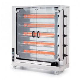 Kalitegaz CRG5B Piliç Çevirme Makinesi, Gazlı