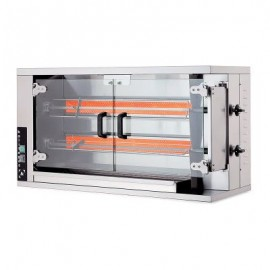 Kalitegaz CRG2 Piliç Çevirme Makinesi, Gazlı