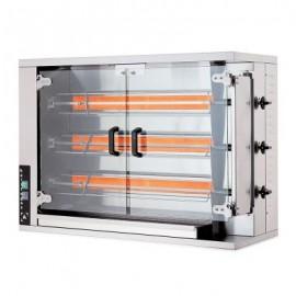 Kalitegaz E4302A Elektrikli Pizza Fırını Analog Kontrol Rinnova