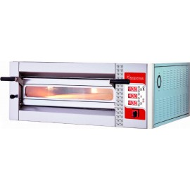 Kalitegaz E6301W Elektrikli Pizza Fırını Elektronik Kontrol Rinnova