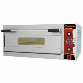 Kalitegaz E4301AB Elektrikli Pizza Fırını Analog Kontrol Kalitegaz