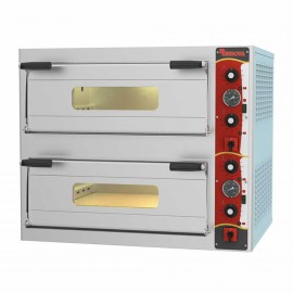 Kalitegaz E4302AB Elektrikli Pizza Fırını Analog Kontrol
