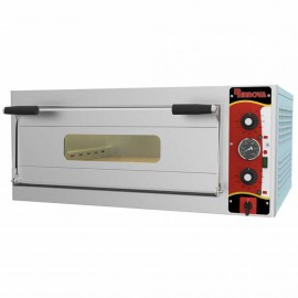 Kalitegaz E4331AB Elektrikli Pizza Fırını Analog Kontrol