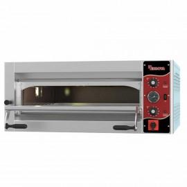 Kalitegaz E4351AS Elektrikli Pizza Fırını Analog Kontrol