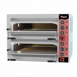 Kalitegaz E4352AS Elektrikli Pizza Fırını Analog Kontrol