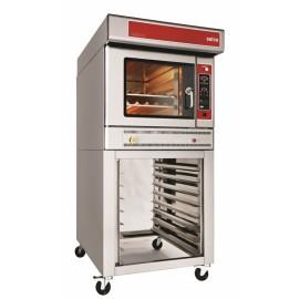 SALVA KX-5G+H Gazlı Pastane Fırınları