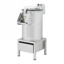 Öztiryakiler Soğan Soyma Makinesi, Trifaze, 10 kg