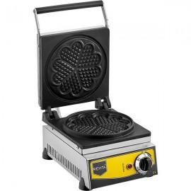 REMTA Çiçek Model Waffle Makinası Elektrikli 21 cm Çap