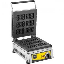REMTA Çubuk Waffle Makinası Elektrikli 6'lı