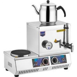 REMTA 15 Model Elektrikli Çay Ocağı 13 lt